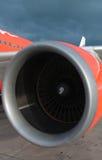 Aéronefs à Melbourne Images libres de droits
