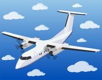 Aéronefs illustration de vecteur