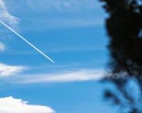 Aéronefs Images libres de droits