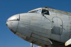 Aéronefs abandonnés (groupes) Images libres de droits