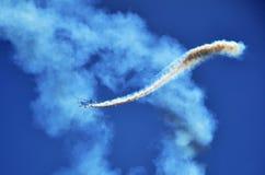 Aéronefs acrobatiques Photographie stock libre de droits