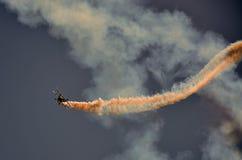 Aéronefs acrobatiques Images stock