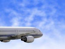 Aéronefs civils Image stock