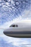Aéronefs civils Photographie stock libre de droits