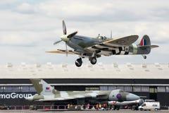 Aéronefs classiques Images libres de droits