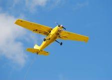 Aéronefs d'amateur en vol Photos libres de droits