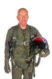 Aéronefs d'Americain d'équipage Photos stock