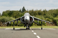 Aéronefs d'attaque de harrier d'AV-8B Photo stock