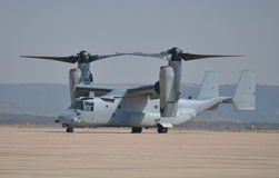 Aéronefs d'Osprey de l'usmc MV-22 Photos stock