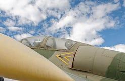 Aéronefs de combat Photographie stock