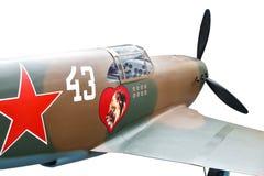 Aéronefs de combat Image stock