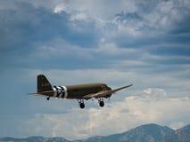 Aéronefs de cru Image stock