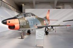 Aéronefs de G 91 T. de l'Armée de l'Air italienne Image stock