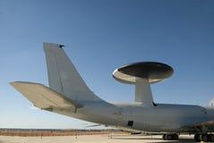 Aéronefs de l'OTAN AWCS Images stock