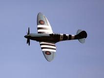 Aéronefs de Spitfire Photographie stock libre de droits