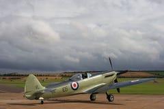 Aéronefs de Supermarine Seafire Photographie stock libre de droits