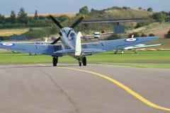 Aéronefs de Supermarine Seafire Photographie stock