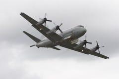 Aéronefs de surveillance Images libres de droits