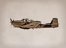 Aéronefs de temps de guerre Image libre de droits