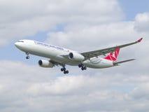 Aéronefs de Turkish Airlines Photographie stock