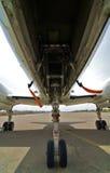 Aéronefs de VIP Photographie stock