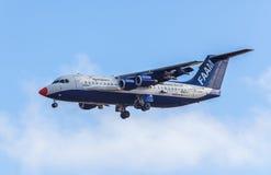 Aéronefs expérimentaux atmosphériques de FAAM Photo libre de droits