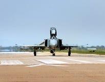 Aéronefs F4 (fantôme) Photographie stock