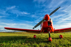Aéronefs légers Image stock