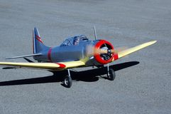 Aéronefs modèles. Photos stock