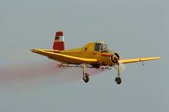 Aéronefs pour l'agriculture Photo stock