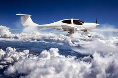 Aéronefs privés Photos libres de droits