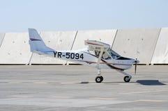 Aéronefs privés légers Photo stock