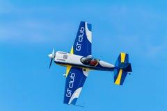 Aéronefs Staudacher de Jorge Macias Photo libre de droits