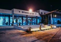 Aéroport à Amman Photographie stock libre de droits
