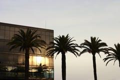Aéroport à Barcelone Photo stock