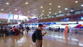 Aéroport à Busan Corée du Sud Photographie stock