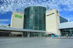 Aéroport à Lisbonne Images stock