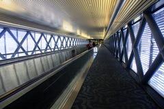 Aéroport à Miami Photographie stock