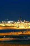 Aéroport à Munich, Bavière Images libres de droits