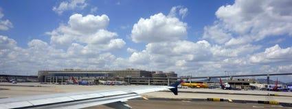 Aéroport à Phoenix, AZ Images libres de droits