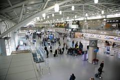 Aéroport, à Pusan, la Corée du Sud Photo libre de droits