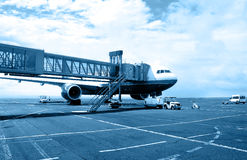 Aéroport #3 Photographie stock libre de droits