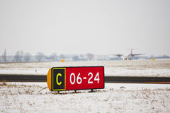 Aéroport Photographie stock