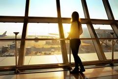 aéroport Photos libres de droits