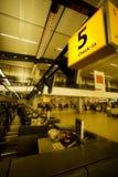 Aéroport Photographie stock libre de droits