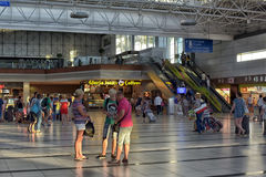 Aéroport, Antalya, Turquie Photo stock