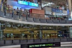Aéroport, Antalya, Turquie Photographie stock libre de droits