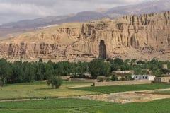 Aéroport Bamyan Afghanistan Images libres de droits
