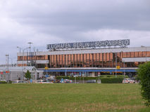 Aéroport Berlin de Schoenefeld Image stock