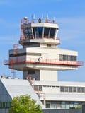Aéroport bleu de Linz Danube (LNZ) Autriche Image stock